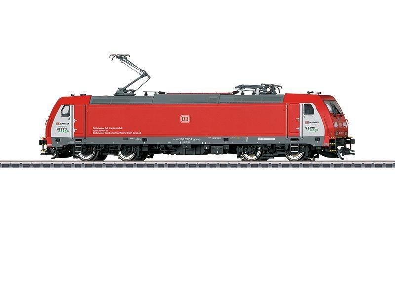 Sound-E-Lok BR 185/Traxx 2 der DB, Epoche VI, Spur H0