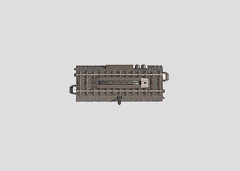Entkupplungsgleis elektrisch 94,2 mm Spur H0 C-Gleis