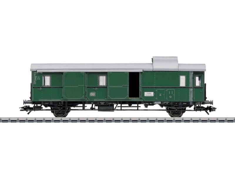 Gepäckwagen Donnerbüchse DB H0