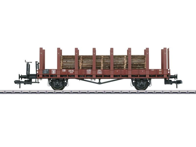 Rungenwagen R10 DB Spur 1