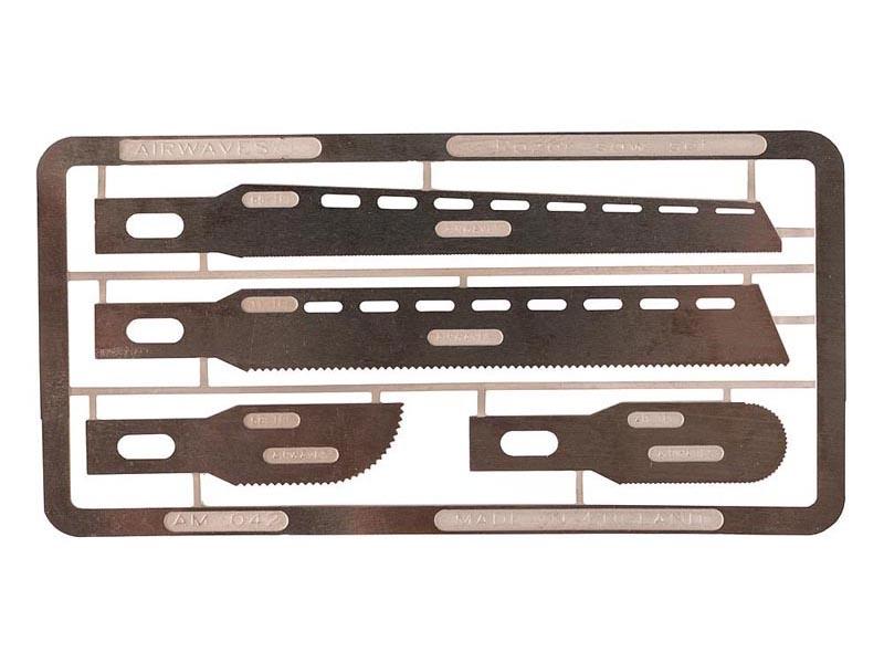 Sägeblätter-Set für Bastelmesser