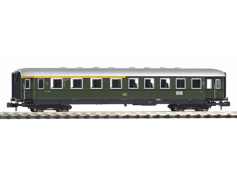 Schürzeneilzugwagen 1./2. Klasse der DB, III, Spur N