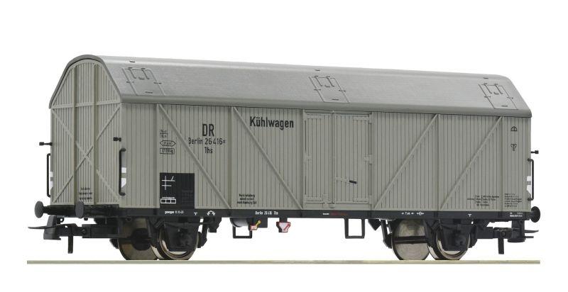 Kühlwagen Ths der DRG, DC, Spur H0