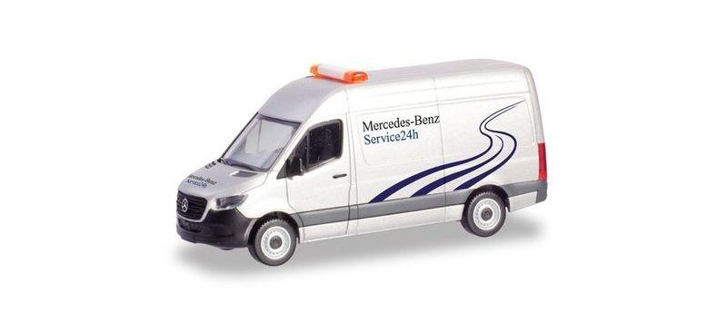 Mercedes-Benz Sprinter Kasten HD 24h Service, 1:87 / H0