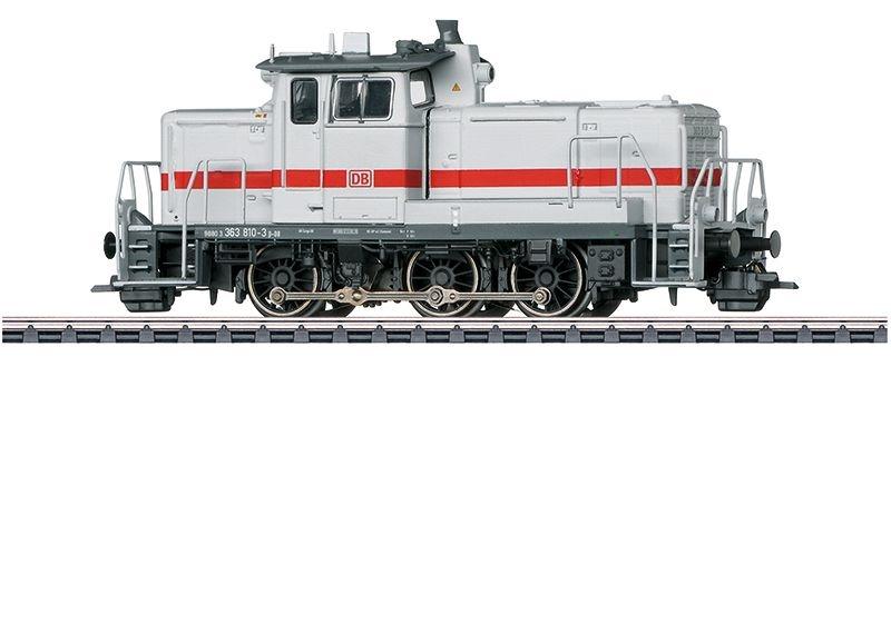 Sound-Diesellok Baureihe 363 der DB AG, Epoche VI, Spur H0