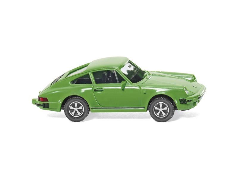 Porsche 911 SC - grün 1:87 / H0
