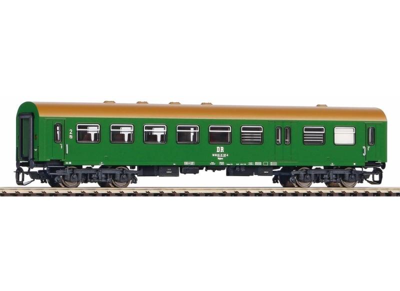 Rekowagen 2. Klasse mit Gepäckabteil, Ep. IV, DC, Spur TT