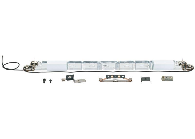 Innenbeleuchtung zu Wagen 4085, 4087 H0