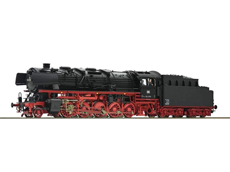 Dampflokomotive 044 119 der DB, Sound, AC, Spur H0