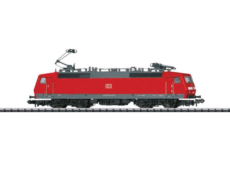E-Lok Baureihe 120 DB AG Spur N