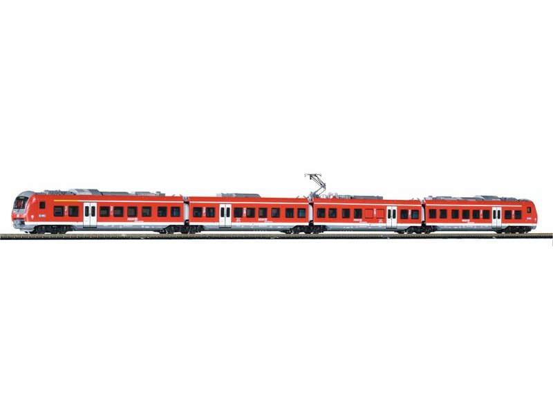 Elektrotriebwagen BR 440 Mainfrankenbahn DB Regio VI,4tlg, N