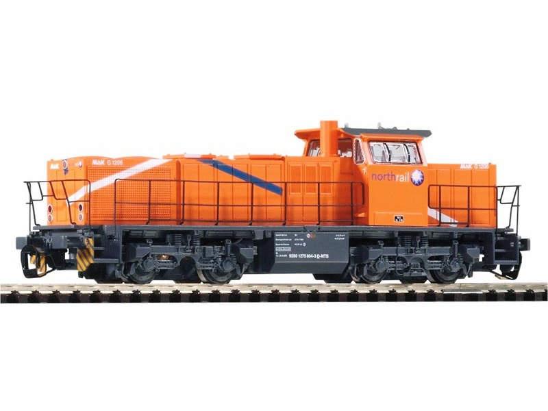 Diesellok G 1206 Northrail, Epoche VI, Spur TT