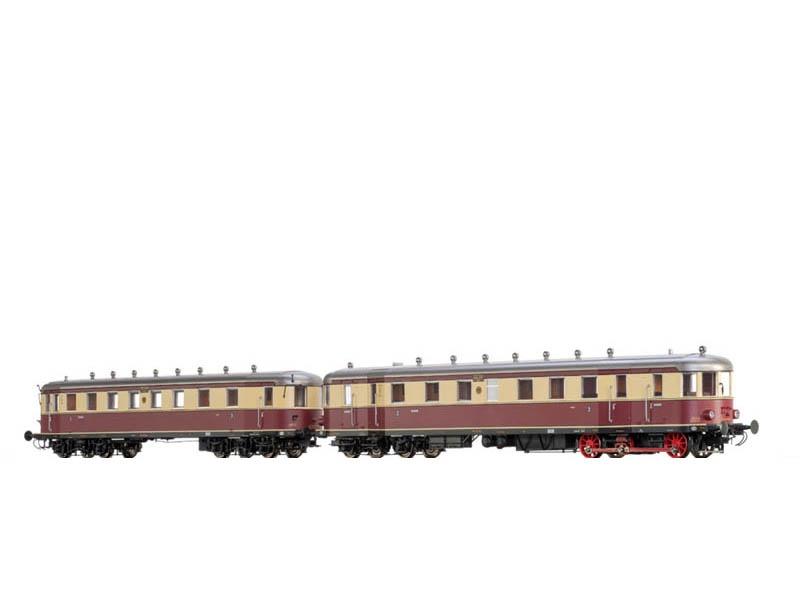 Triebwagen VT137 und VB147 der DRG, II, Digital Extra, AC H0