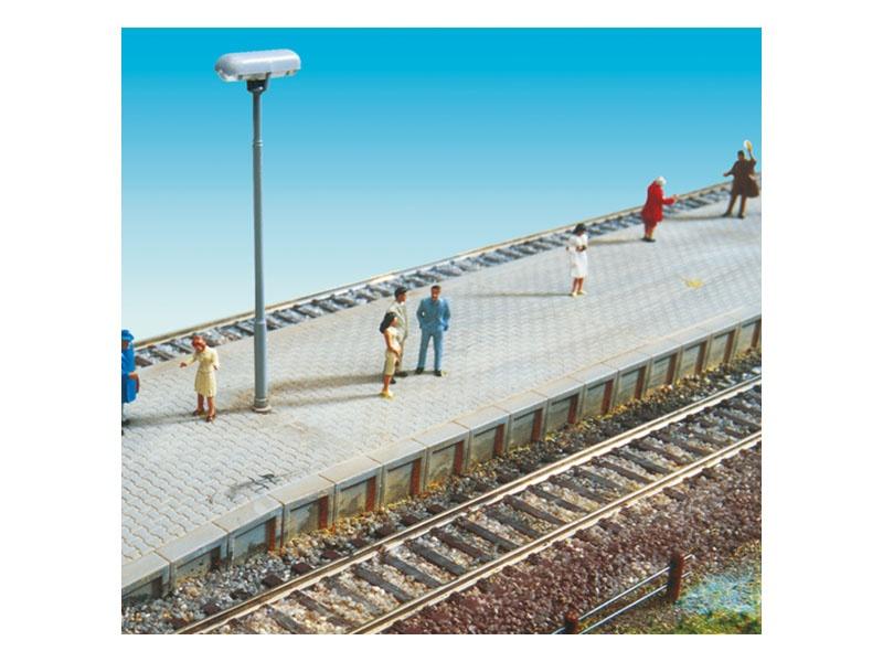 Bahnsteigkanten [10 Stück], Spur N