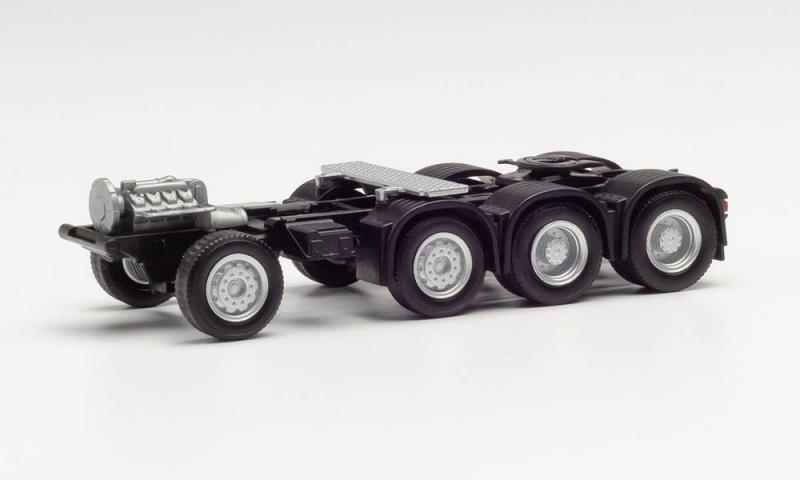 Fahrgestell Scania CR/CS, 1:87 / Spur H0