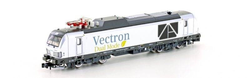 Vectron Dual Mode Demonstrator, Epoche VI, Spur N