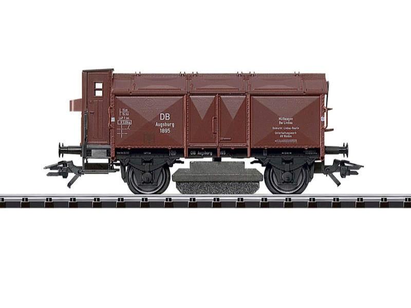 Schienenreinigungswagen K 15 DB H0