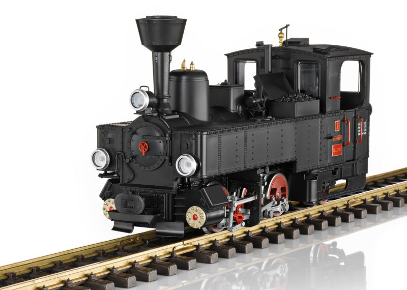 Zillertalbahn U2, mfx, DCC, Sound, Dampf, Spur G