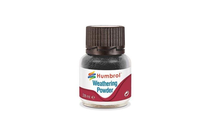 Weathering-Puder, Schwarz, 45 ml