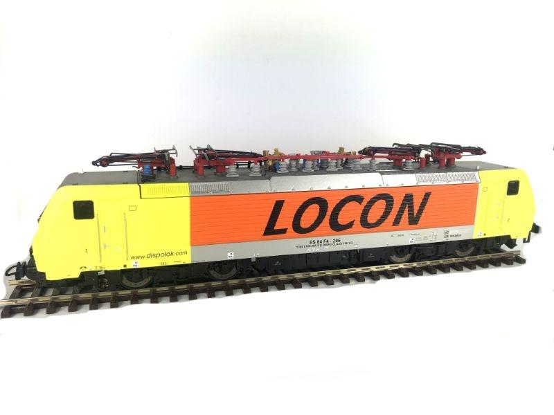 Elektrolok BR 189 der Locon, AC-Version, Epoche VI, Spur H0