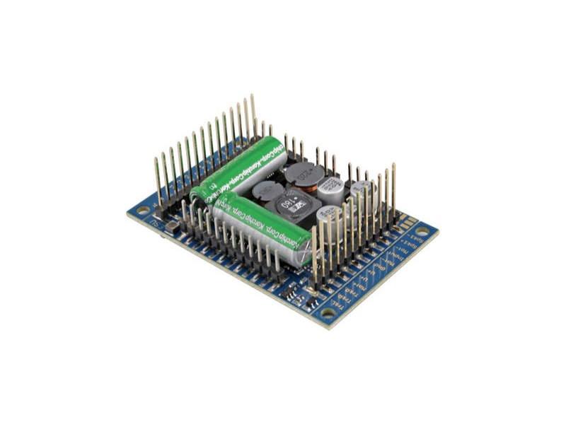 LokSound 5 XL DCC/MM/SX/M4 Leerdecoder, Stiftleisten, Spur G