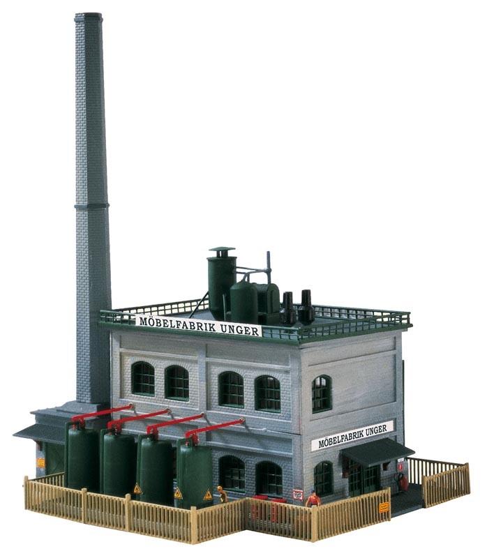 Möbelfabrik A. Unger, Bausatz, Spur N