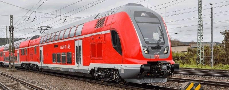 TWINDEXX Vario Doppelstock-Triebzug, DB, 3er-Einheit, DC, H0