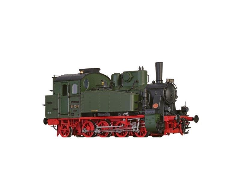 Dampflok 98.10 der DRG, II, AC Digital BASIC+, Spur H0
