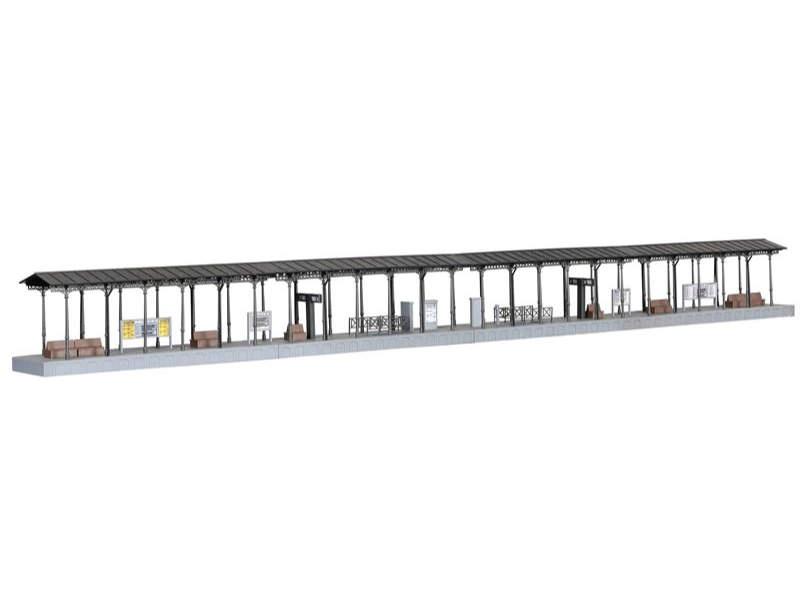 Bahnsteig Kienbach, Bausatz, Spur H0