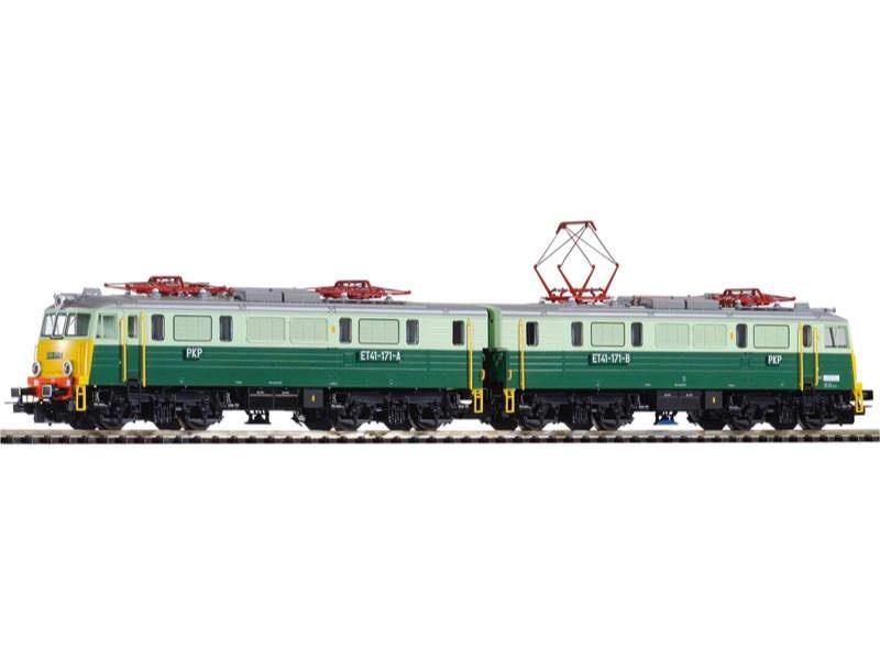 E-Lok ET41-171 A/B Doppellok der PKP, Epoche V, Spur H0