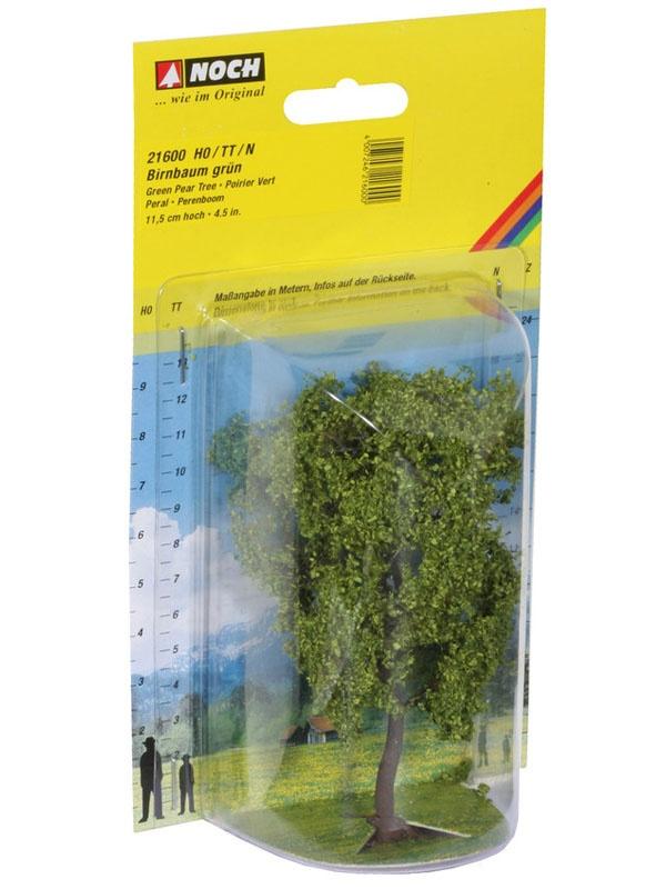 Birnbaum, grün