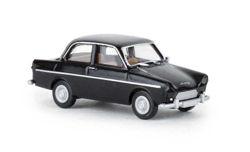 DAF 600 schwarz, TD, 1:87 / Spur H0