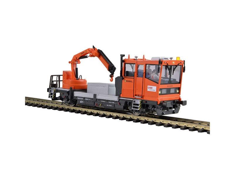 Gleiskraftwagen ROBEL X630 ÖBB Sound mfx+ H0