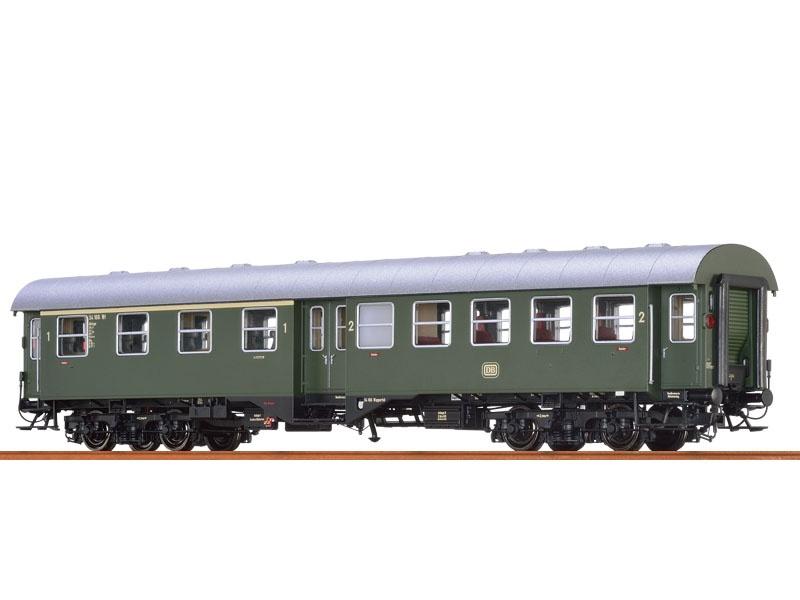 Personenwagen AB4yg der DB, III, H0