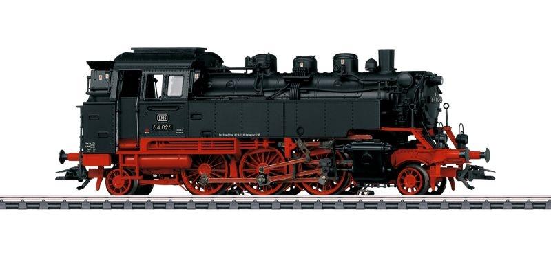 Dampflokomotive Baureihe 64 der DB, Sound, mfx+, DCC, H0