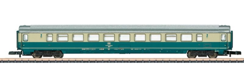 Großraumwagen Bpmz 291 der DB, Epoche IV, Spur Z
