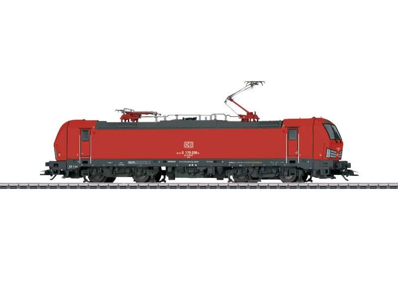 Elektrolokomotive BR 170 DB Schenker Rail Sound mfx H0