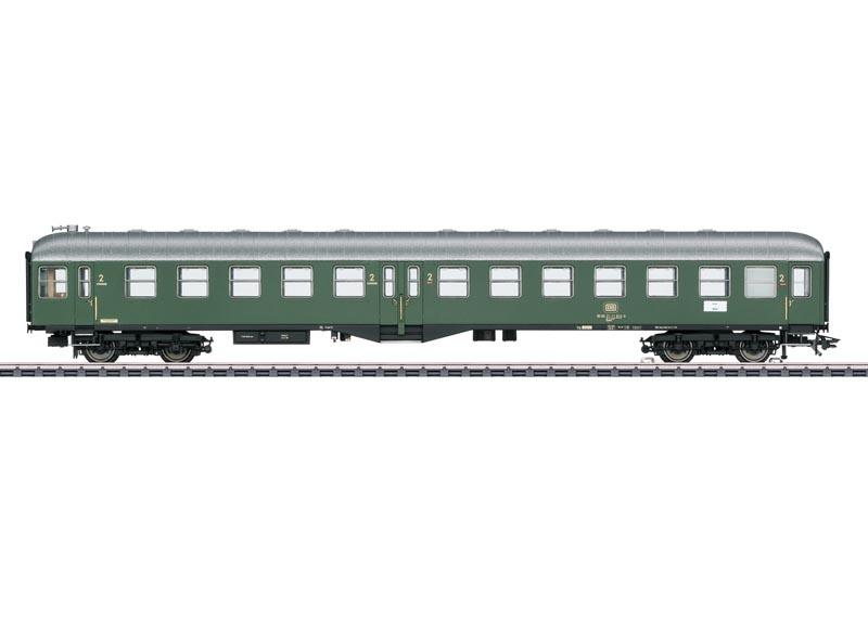 Steuerwagen 2. Klasse der DB, mfx, DCC, AC, Spur H0