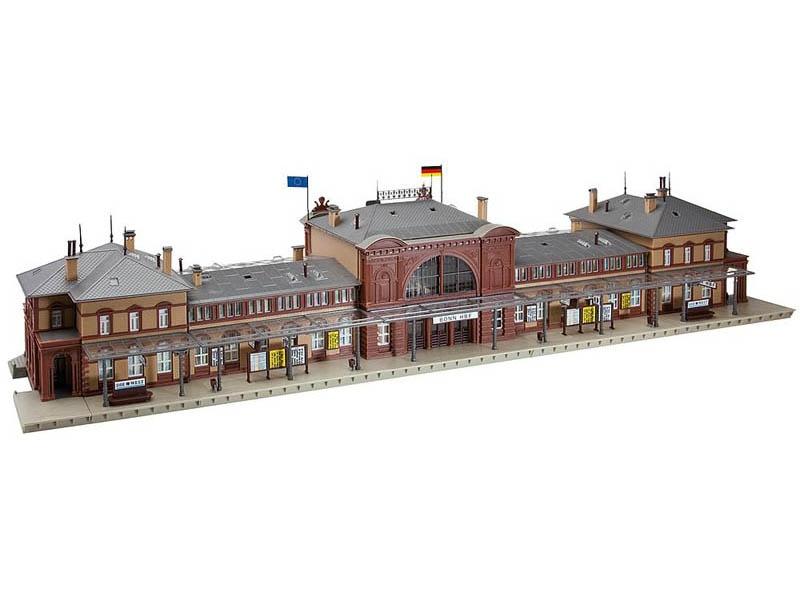 Bahnhof Bonn Bausatz H0