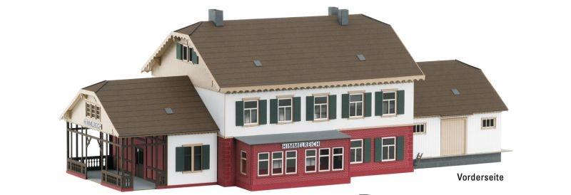 Bahnhof Himmelreich, Bausatz, Spur N