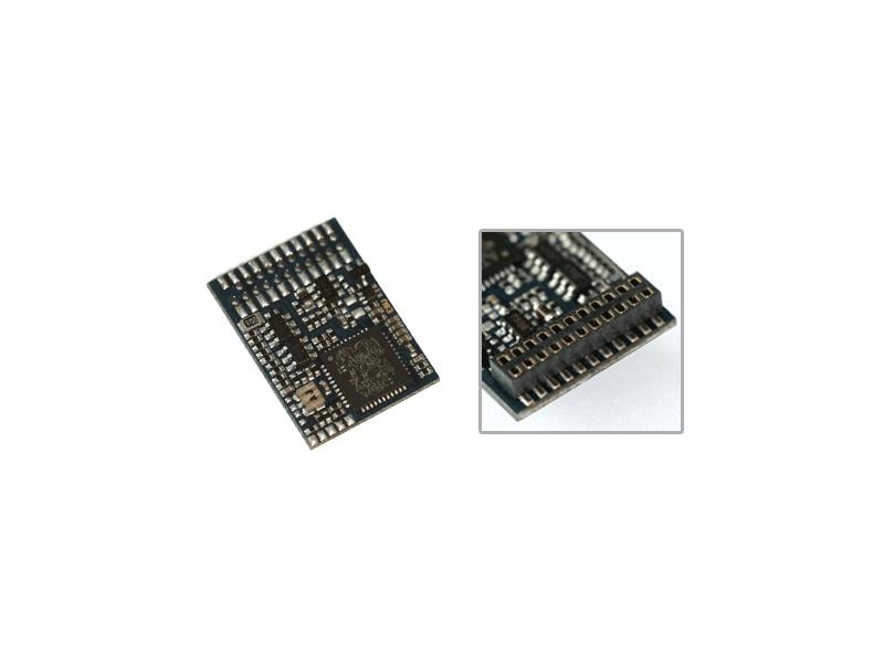 LokPilot V4.0, Multiprotokoll MM/DCC/SX, 21MTC-Schnittstelle