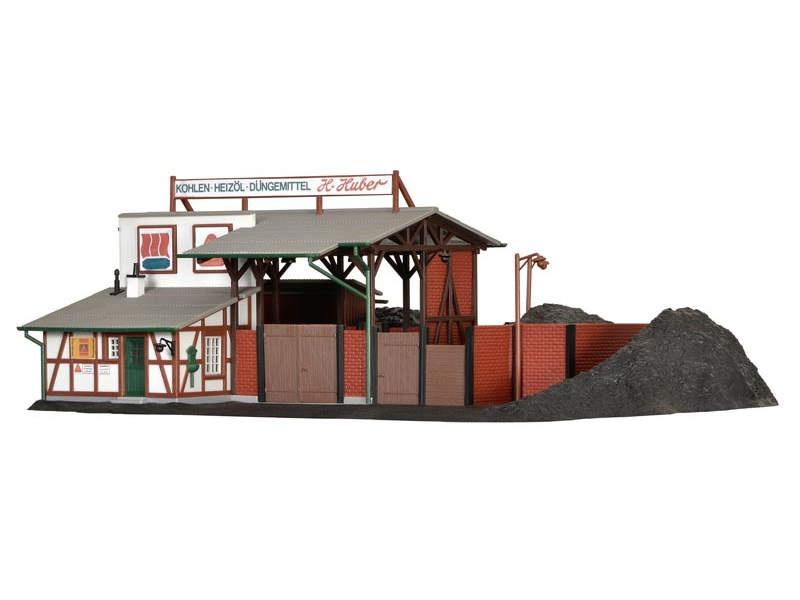 Kohlehandel, Bausatz, Spur H0