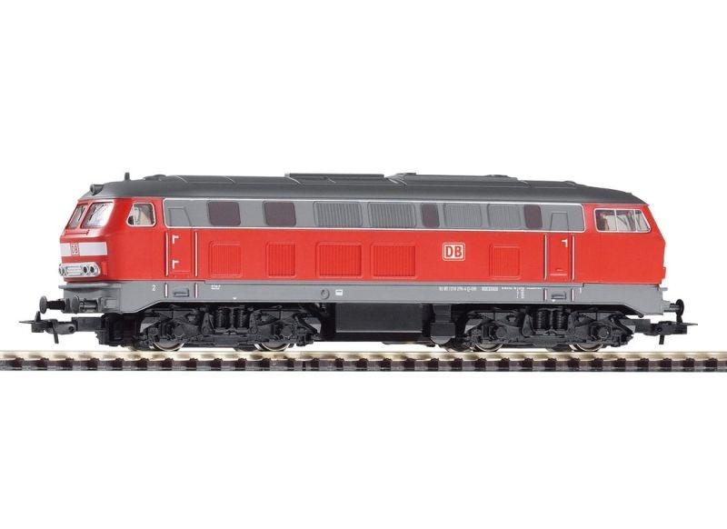 Diesellok BR 218 der DB AG, Epoche V, Spur H0