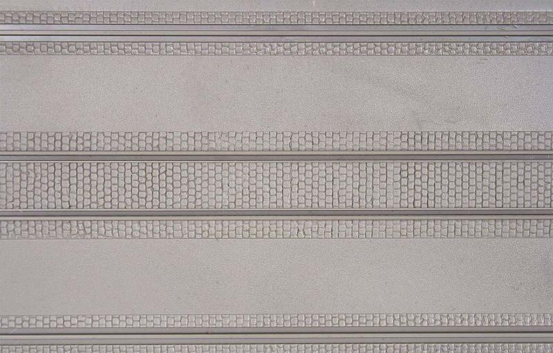 Straßenplatte für DB und Portalkran, L 20 x B 12 cm, Spur H0