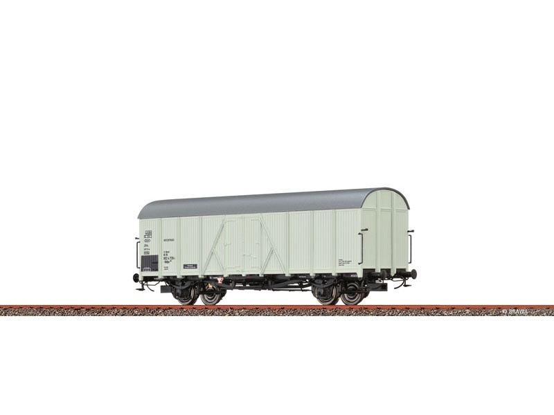 Kühlwagen Ibdlps383 DB, IV, INTERFRIGO, DC, Spur H0