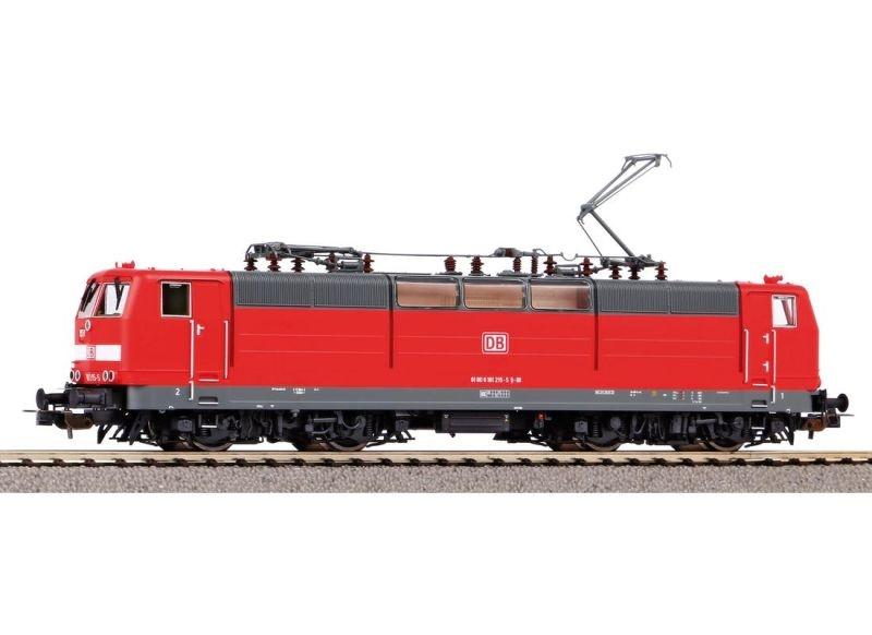 E-Lok BR 181.2 der DB AG verkehrsrot, Ep. VI, AC, Spur H0