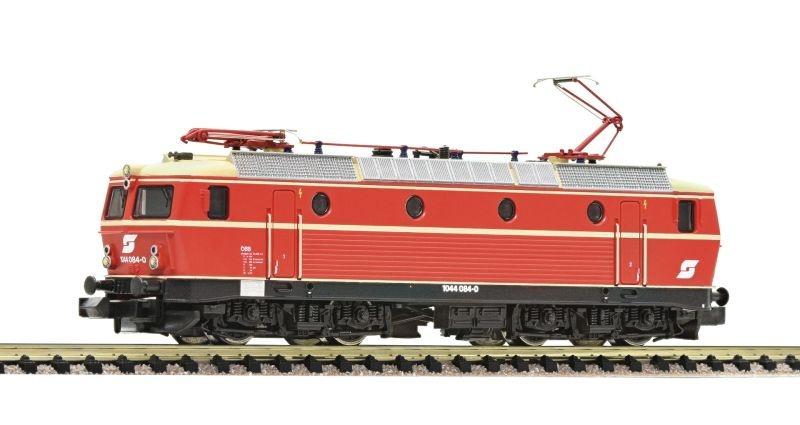 Elektrolokomotive Rh 1044 der ÖBB, Sound, Spur N