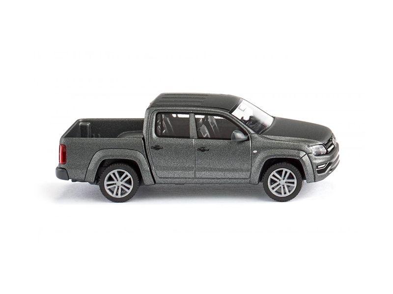 VW Amarok GP Comfortline- indiumgrau metallic matt 1:87 / H0