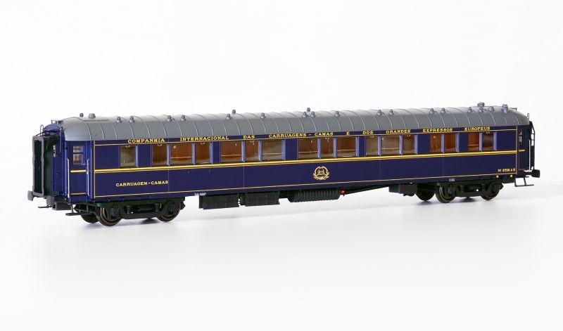 Personenwagen S2 1. Klasse der CIWL, Epoche III, Spur H0