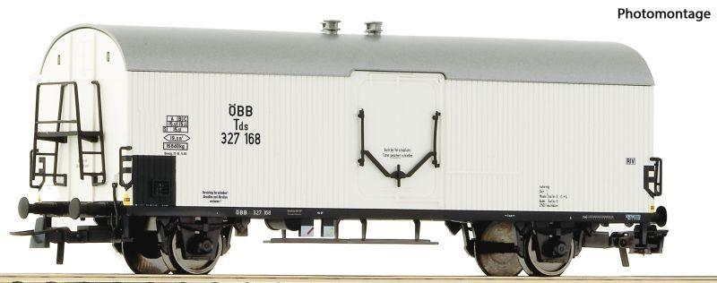 Kühlwagen der ÖBB, DC, Spur H0